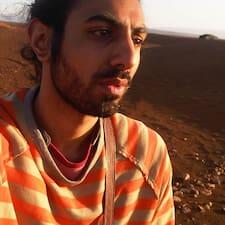 Profil utilisateur de Rahat