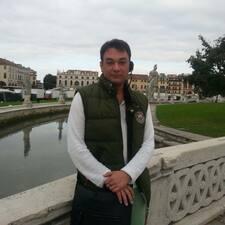 Profil utilisateur de Timur