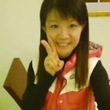 毓珊 felhasználói profilja