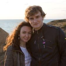 Nutzerprofil von Kate & Sergey