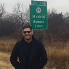 Reinaldo felhasználói profilja