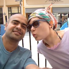 Anastasia & Harish User Profile