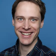 Gebruikersprofiel Tobias