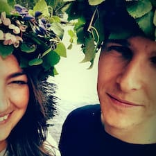 Henkilön Sandra&Mikael käyttäjäprofiili
