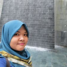 Faizah User Profile