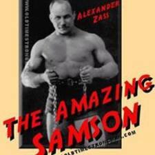 Profil utilisateur de Samson