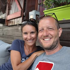 Nicolas & Florence Brukerprofil