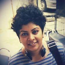 Sandhya - Uživatelský profil