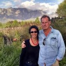 Joseph & Farideh User Profile