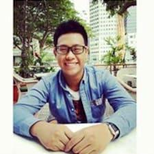 โพรไฟล์ผู้ใช้ Wei Jie