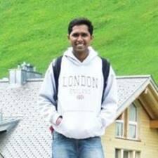 Profil Pengguna Sandeep