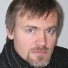 Henkilön Gudmundur Ingi käyttäjäprofiili