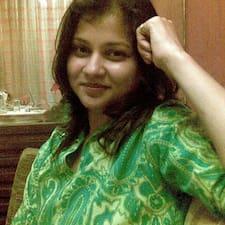 Profilo utente di Roopali