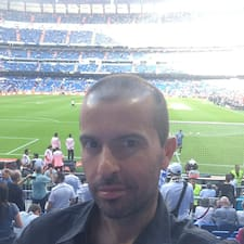Användarprofil för Jose Luis