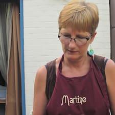 Martine的用户个人资料