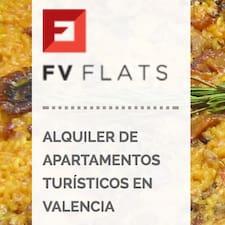 FV Flats Valencia User Profile