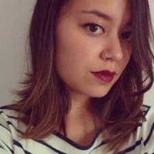 Perfil do usuário de Daniela