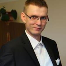 Nutzerprofil von Rafał