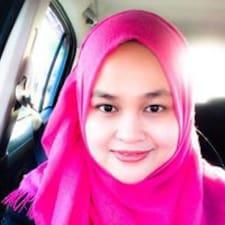 Nur Hazwani User Profile