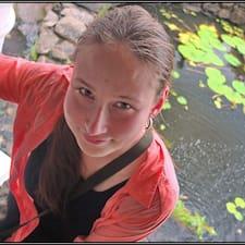 Profil utilisateur de Karolína