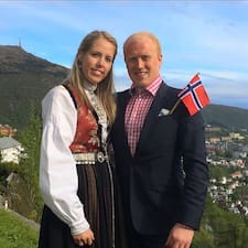 Mari & Carl Johan User Profile