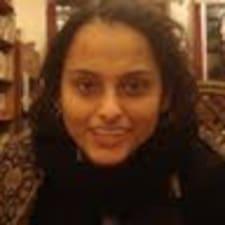 Profil Pengguna Savitha