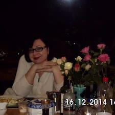 Viktoria es el anfitrión.