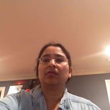 Profil utilisateur de Shanthi
