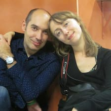 Profil utilisateur de Christophe & Elodie