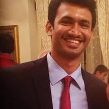 Profil utilisateur de Varun Mohan
