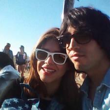 Cesar & Sandra felhasználói profilja