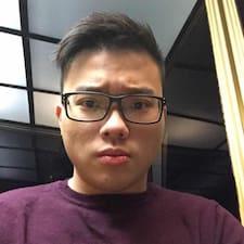 Yi Liang felhasználói profilja