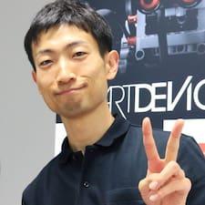 Hirokazu的用戶個人資料
