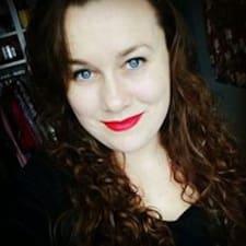 Profil utilisateur de Katrina