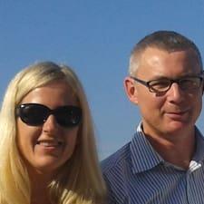 Profil utilisateur de Caroline & François