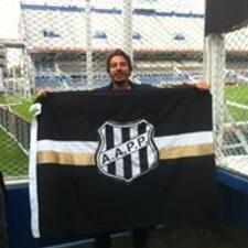 โพรไฟล์ผู้ใช้ Carlos Augusto