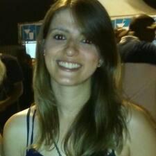 Ana Luiza felhasználói profilja