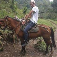 โพรไฟล์ผู้ใช้ Matías