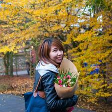 Amelia Shin Yii felhasználói profilja