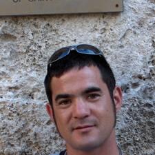 Profil Pengguna Anthony