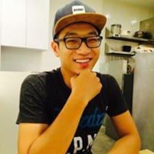Profil utilisateur de Ya-Chieh