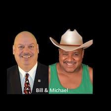 Profil Pengguna Bill & Michael