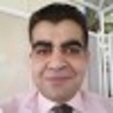 Hussam felhasználói profilja