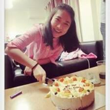 Profil utilisateur de Jingfei