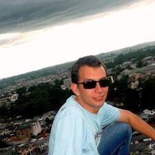 David Julián felhasználói profilja