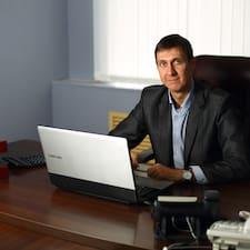 Юрий is the host.