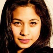 Maranatha - Uživatelský profil