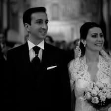 Nutzerprofil von Rita & Riccardo