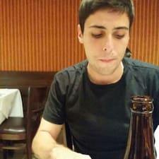 Perfil do utilizador de Maxi