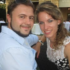 Профиль пользователя Riccardo & Lisa